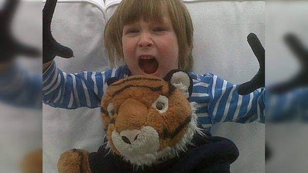 En el mundo quedan tan solo 3.200 tigres