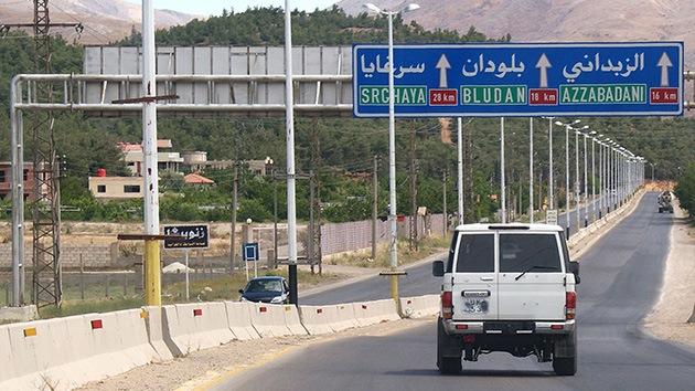 Siria: Un grupo de hombres armados secuestra a 45 personas que se dirigían a Damasco