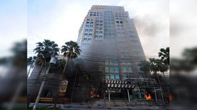 Tailandia: tres explosiones sacuden Bangkok