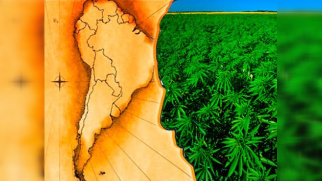 EE. UU. incluye a toda América Central en su nuevo mapa de la droga