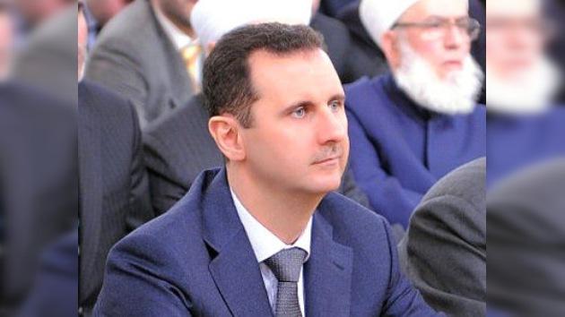 Asamblea de la ONU: la 'cabeza' de Assad sobre la mesa