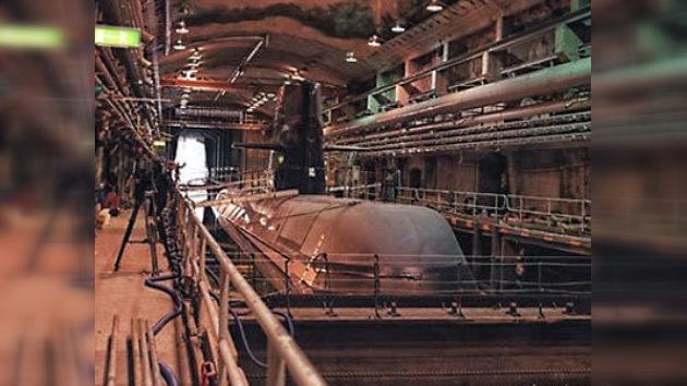La base naval subterránea de Musko