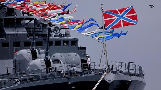 Rusia se embarca en la construcción de su mayor buque de guerra desde la era soviética