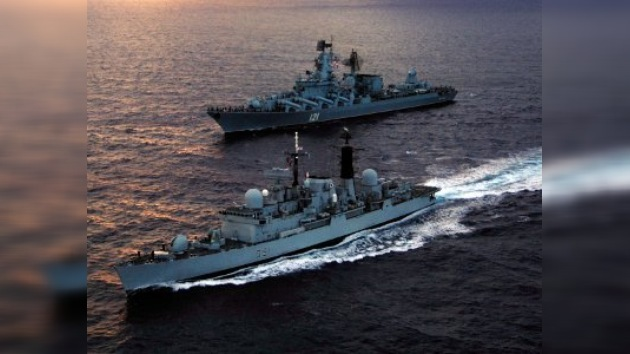 Rusia no participará en la Active Endeavour en 2010