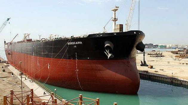 Irán: La entrega del primer petrolero a Venezuela, cuestión de un mes
