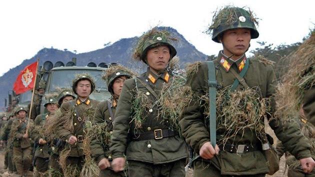 """""""Corea del Norte adopta contramedidas militares ante las amenazas de EE.UU."""""""