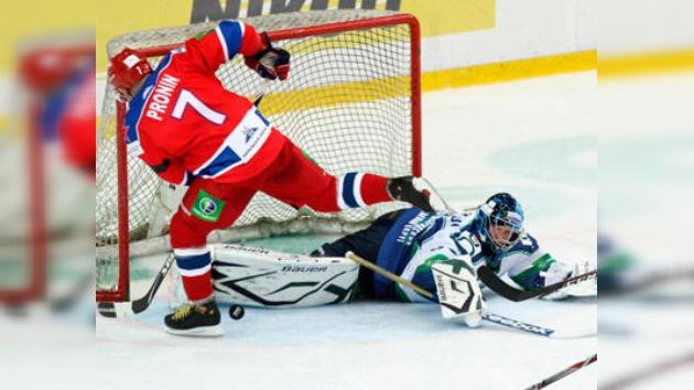 Arranca la Liga Continental de Hockey envuelta por el luto de la tragedia aérea