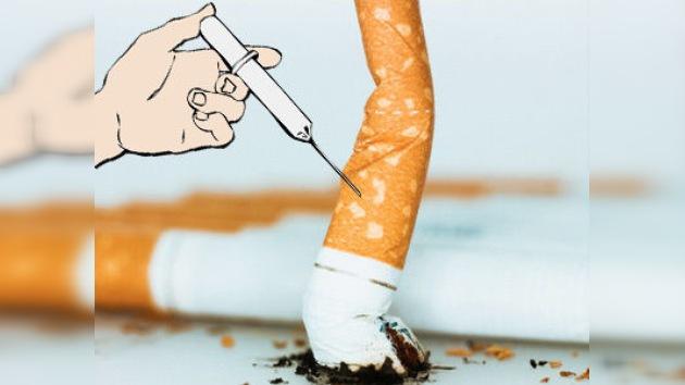 La ciencia, cerca de conseguir una vacuna contra el tabaquismo