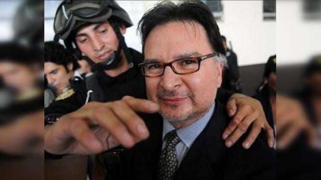 Ordenan la detención del ex presidente de Guatemala Alfonso Portillo