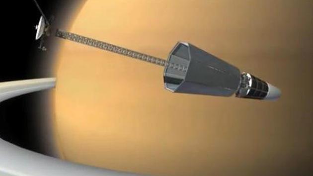 La NASA desarrolla un reactor nuclear que será aplicado en los vuelos espaciales
