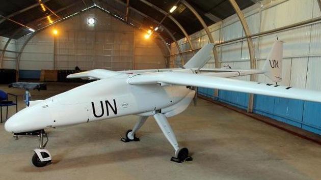 Las Fuerzas de Paz de la ONU contarán con un 'ejército de drones'