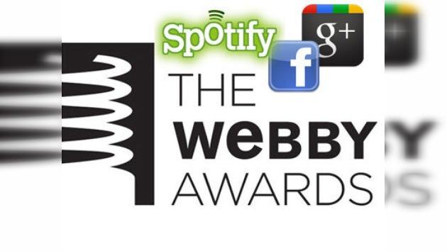 Google+, Instagram y Facebook ganan los 'Oscar' de Internet