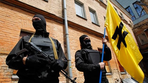 Ucrania: El Sector Derecho fusila a sus compañeros de armas