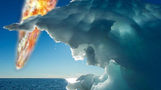 Un solo cometa pudo provocar un calentamiento global catastrófico
