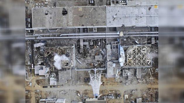 Tepco: es posible que se haya fundido combustible en los reactores 2 y 3 de Fukushima-1