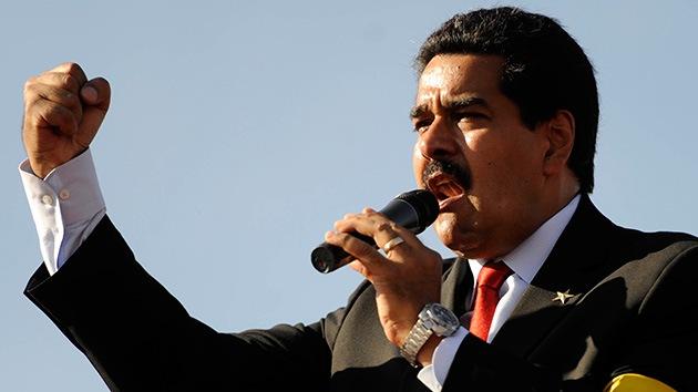 Maduro: La oligarquía tiene obsesión por destruir la revolución bolivariana