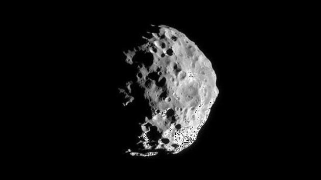 Un satélite de Saturno pudo ser un planeta en su origen