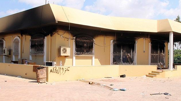 Detienen a un posible autor del atentado contra el consulado de EE.UU. en Bengasi