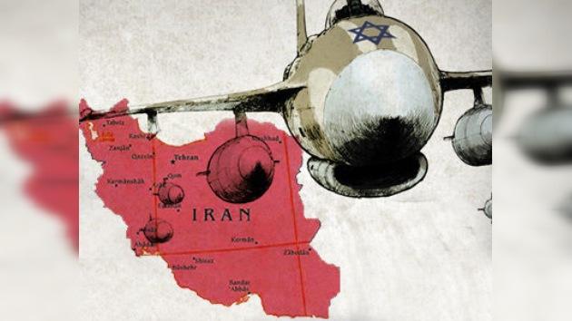 Israel se reserva el derecho de desatar una guerra contra Irán