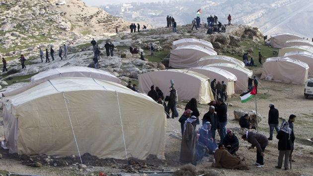 Los palestinos pasan a la 'ocupación' antes de seguir siendo 'ocupados'