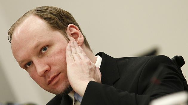 Los 'Caballeros del Temple' defienden a Breivik a 'carta' y espada