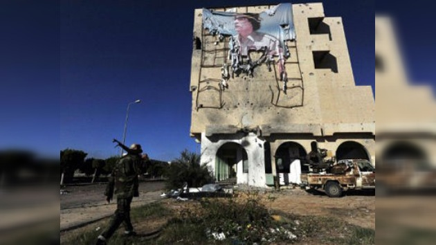 Libia criminaliza la apología de Gaddafi