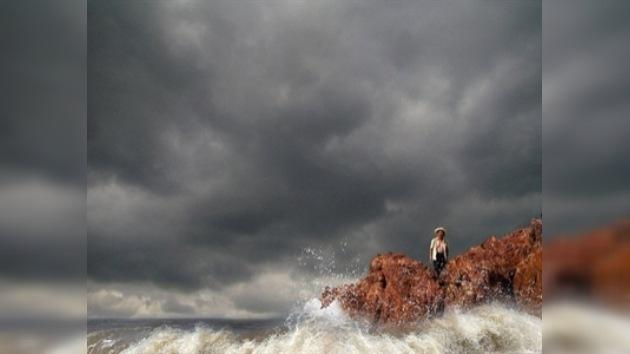 China evacua a 270.000 personas por el tifón 'Megi'