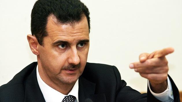 Bashar al Assad: Rusia aboga por la estabilidad en Oriente Medio