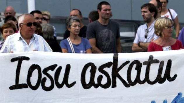 Huelga de hambre de presos etarras se generaliza en cárceles de España
