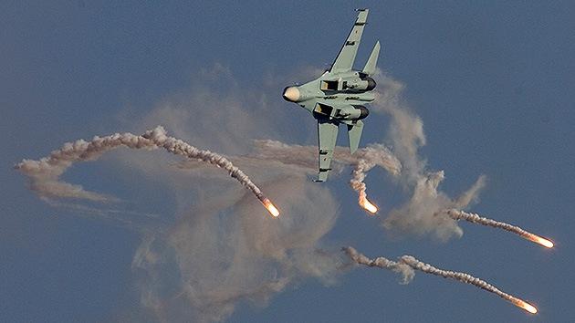 Rusia y Bielorrusia empiezan ejercicios aéreos y antiaéreos conjuntos