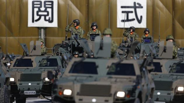 Japón despliega sus tropas cerca de las islas en disputa con China