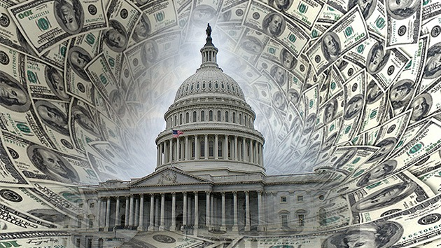 5 grandes mentiras sobre la deuda billonaria de Estados Unidos