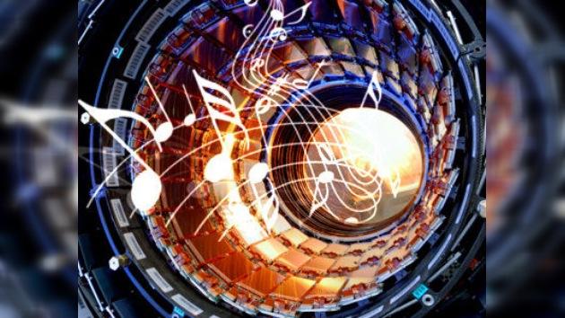 Un software transforma los datos del Colisionador de Hadrones en música