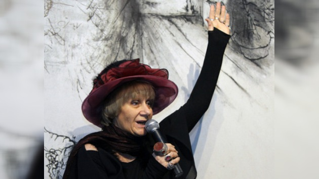 La autora rusa Liudmila Petrushévskaia gana el Premio Mundial de Fantasía