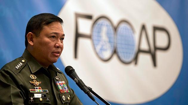 Militares filipinos prometen una respuesta para defender a sus pescadores ante China