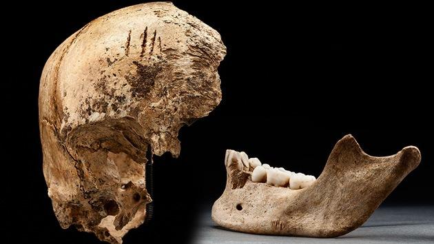 Comprobado: Los británicos practicaban el canibalismo en el Nuevo Mundo