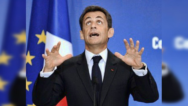 Franceses califican a Sarkozy como el líder más desagradable de la Quinta República