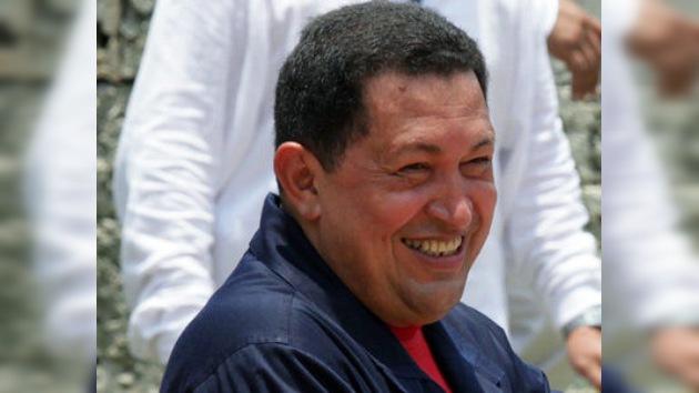 Hugo Chávez se está recuperando tras la operación en Cuba