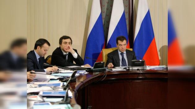 Presidente ruso anuncia estrategias de innovación para el país