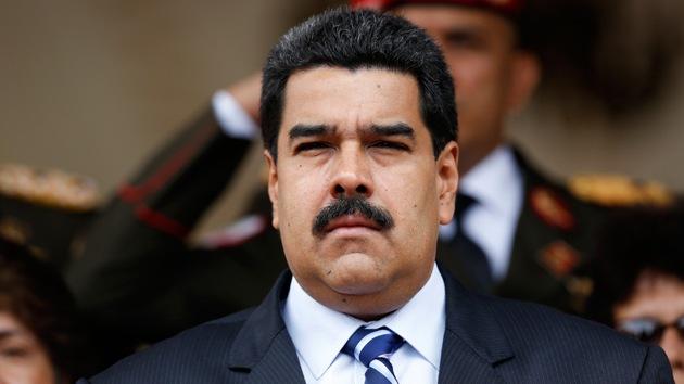 """Maduro: """"Pretenden desatar una guerra biológica en Venezuela"""""""