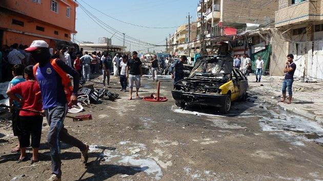 Bagdad: Una cadena de atentados con bomba deja al menos 68 muertos