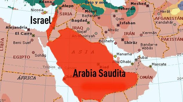 ¿Podrían Israel y Arabia Saudita fusionarse para fundar 'Arabia Israelí'?