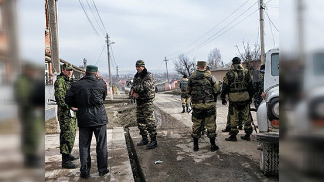 Detienen a dos presuntos participantes del atentado en Domodédovo