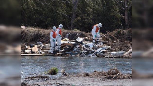 Detectan niveles peligrosos de estroncio en el agua del mar cercana a Fukushima