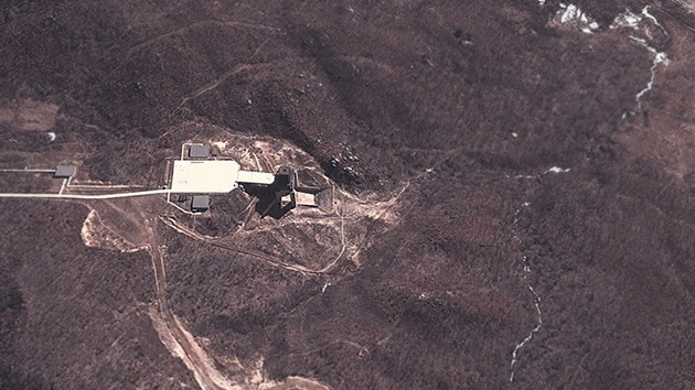 Corea del Norte podría haber realizado prueba de motor para misiles de largo alcance