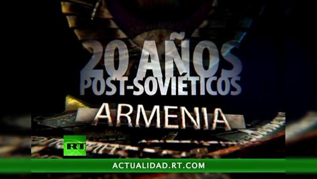 20 Años post-soviéticos : Armenia