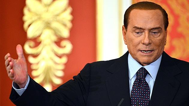 Silvio Berlusconi acusa a los líderes europeos de confabularse contra él