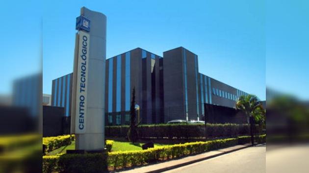 GM anuncia la inversión de 386 millones de dólares en su planta de Brasil