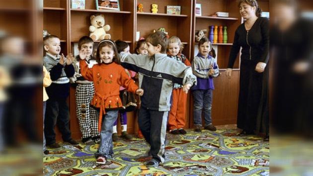 Chechenia muestra el mayor índice de natalidad de Rusia