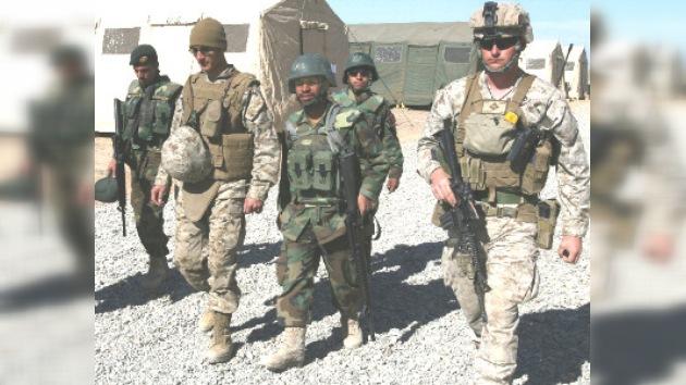 Presidente afgano discrepa con mando militar de EE.UU.